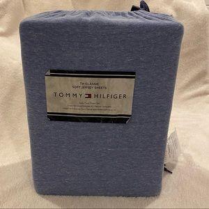 Tommy Hilfiger Soft Jersey Sheets